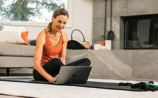 Get started with FitForever today